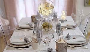 Faire Une Belle Table Pour Recevoir : faire une table de no l chic et simple c t maison ~ Melissatoandfro.com Idées de Décoration