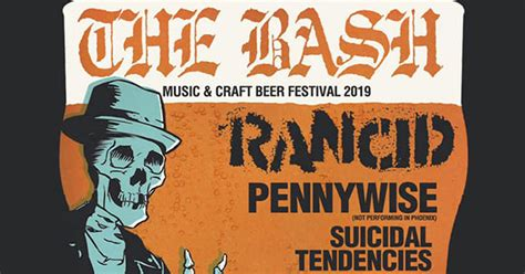 The Bash Music & Craft Beer Festival 2019 Announced