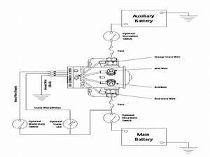 Twin Sel Battery Wiring Diagram