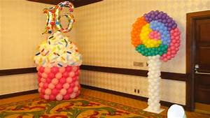 Enchanted Balloon Party and Event Decors - Candyland