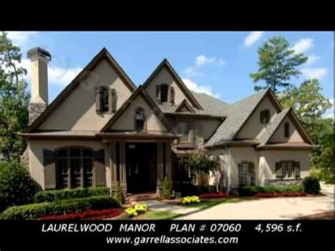 TRADITIONAL HOUSE PLANS 4 092 s f 6 750 s f BY GARRELL