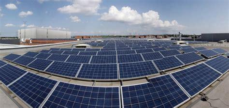 Opel Solar by Gm Toledo Transmission To Complete 1 8 Megawatt Solar