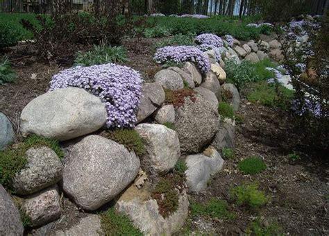 Garten Ideen Trockenmauer by Die Besten 25 Trockenmauer Ideen Auf