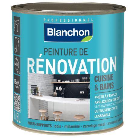 peinture cuisine bleu peinture rénovation cuisine salle de bain 0 5l bleu canard manubricole
