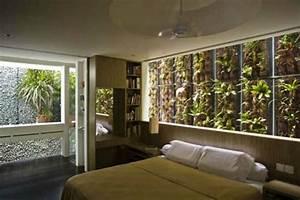 Pflanzen An Der Wand : pflanzen im schlafzimmer es lohnt sich f r sicher ~ Markanthonyermac.com Haus und Dekorationen