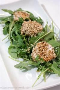 Salat Mit Ziegenkäse Und Honig : ber ideen zu rucola salat auf pinterest gesunde ~ Lizthompson.info Haus und Dekorationen