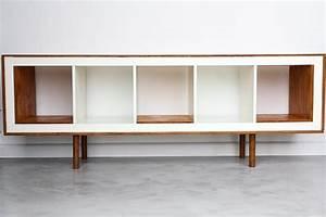 Ikea Hack Sideboard : ex ikea upright bookcases now mid century modern sideboards ikea hackers ikea hackers ~ A.2002-acura-tl-radio.info Haus und Dekorationen