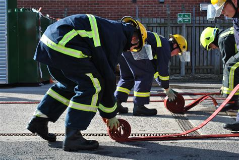 fire cadets south yorkshire fire  rescue