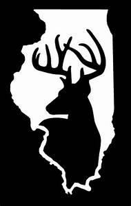 Deer Hunting Window Decal | Clipart Panda - Free Clipart ...