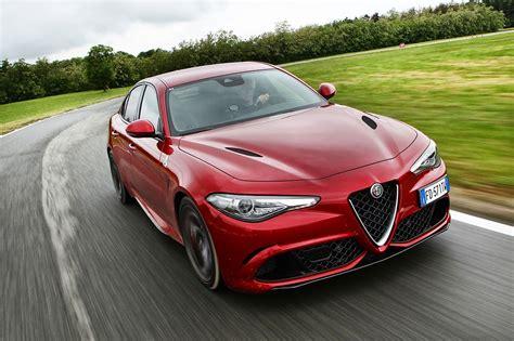 Alfa Romeo Car : Prova Alfa Romeo Giulia E Giulia Quadrifoglio Ad Arese