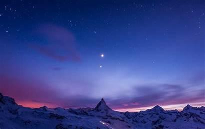 Sky Stars Night Pc Desktop Mobile Wallpapersafari