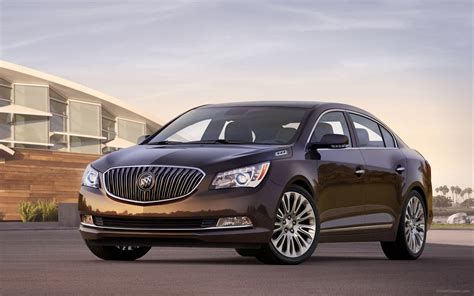 2014 Buick Lacrosse by Buick Lacrosse 2014 Widescreen Car Image 04 Of 54