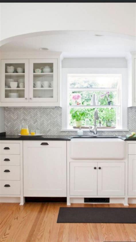 marvelous white kitchen backsplash ideas wood floor