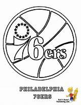 Coloring Basketball Pages 76ers Philadelphia Nba Sheets Sports Baseball Sheet Draw Football Boys Yescoloring Cool Buzzer Beater Airfreshener Club sketch template