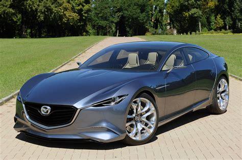 Mazda Concept Car by Sport Car Garage Mazda Shinari Concept
