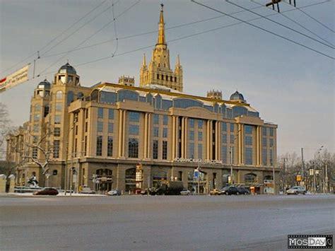 гудман москва новинский фото