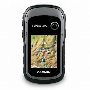 Garmin Etrex 30x Handheld Gps With Color Screen And 3 7gb Of Memory 010