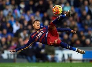 Neymar Kicking A Ball Wwwpixsharkcom Images