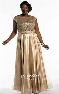 gold wedding dresses plus size pluslookeu collection With gold wedding dresses plus size