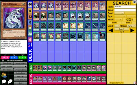 cyber deck list 2006 cyber otk jan 2015 pojo forums