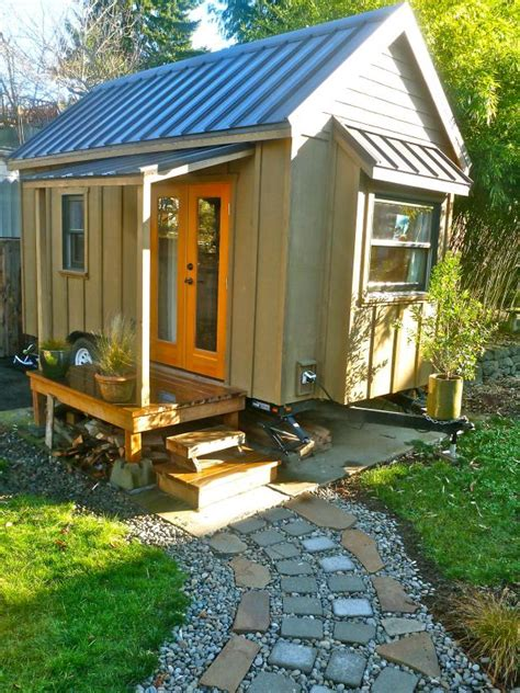 Pictures Of 10 Extreme Tiny Homes From Hgtv Remodels  Hgtv