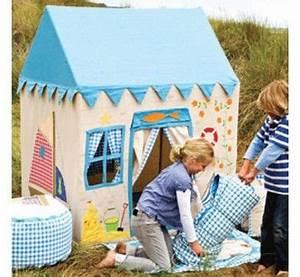 Cabane Enfant Tissu : la maison bateau win green cabane en tissu pour enfant diy bricolage couture pinterest ~ Teatrodelosmanantiales.com Idées de Décoration
