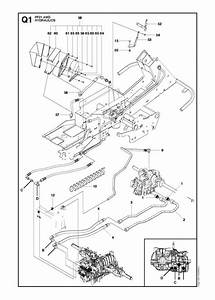 Husqvarna Rider 15v2 Ride On Mower Workshop Manual 2003