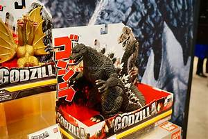 Bandai Godzilla, Sprukits and More at Toy Fair 2015 - The ...