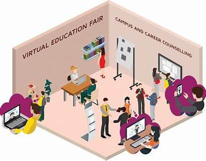 Virtual Fair Education Software Vr Reality Students