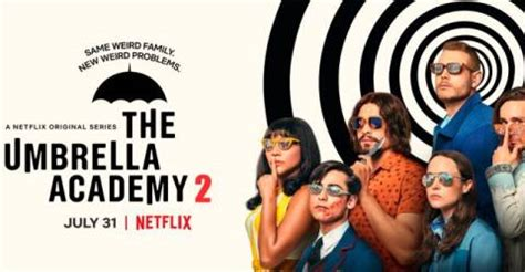 The Umbrella Academy season 2 trailer features original ...