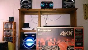 Panasonic Akx 800