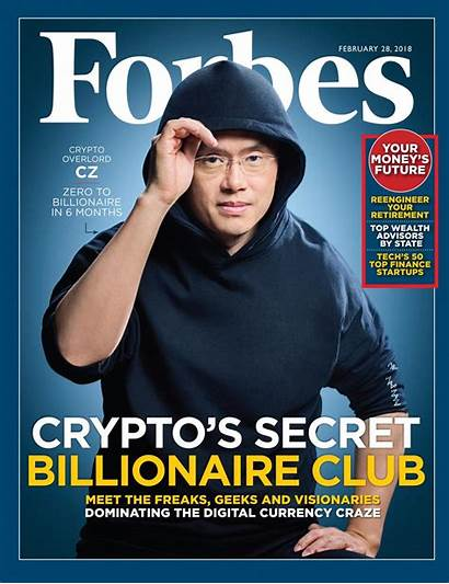Binance Crypto Zhao Changpeng Forbes Billionaire Founder