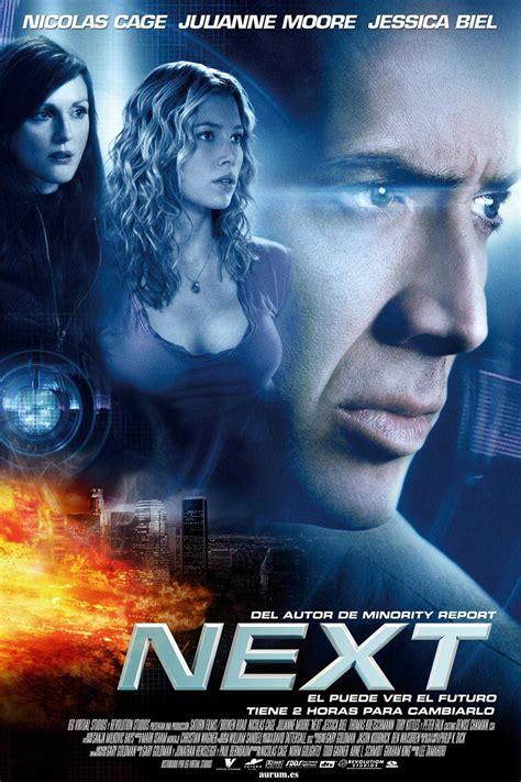 Next - Película 2007 - SensaCine.com
