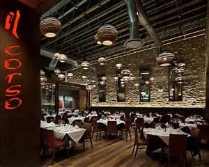 Industrial il corso restaurant in palm desert california