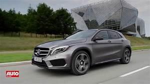 Mercedes Gla 250 : mercedes gla 250 4matic kompakt suv mit 211 ps youtube ~ Melissatoandfro.com Idées de Décoration