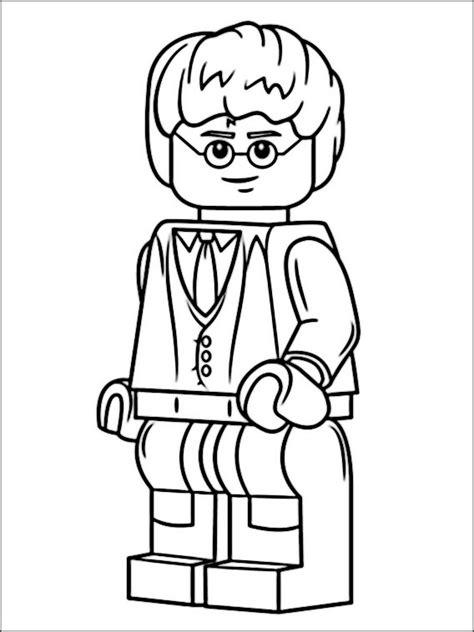 disegni da colorare harry potter lego disegni da colorare lego harry potter 3