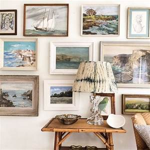 Creating a Gallery Wall? Don't Start Hammering Yet - The