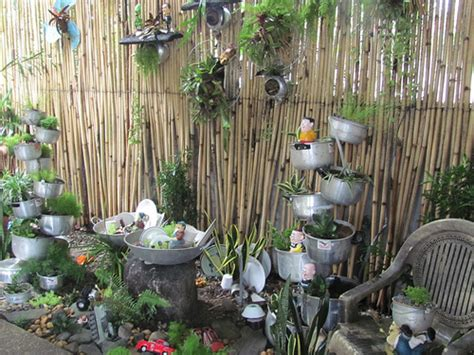 Recycled Gardening And Garden Art  A Gallery On Flickr