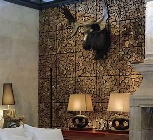 Unique, Wood, Wall, Covering, Ideas, U2013, Homesfeed
