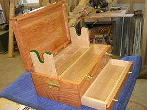 Gun Cleaning Box - by turk @ LumberJocks com ~ woodworking