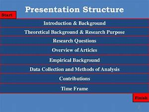 thesis proposal ppt presentation