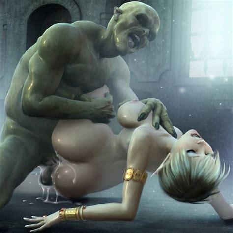 Monster Erotic Fantasy Art