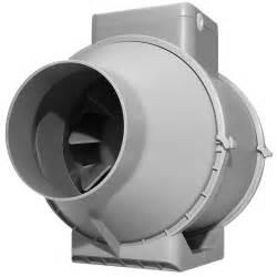 Inline Bathroom Extractor Fan