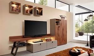 Meuble De Tele Design : meuble tv modulable design meuble tv meubles ~ Teatrodelosmanantiales.com Idées de Décoration