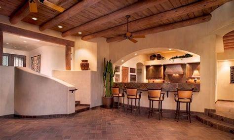 santa fe style home oro valley az lot 77 contemporary