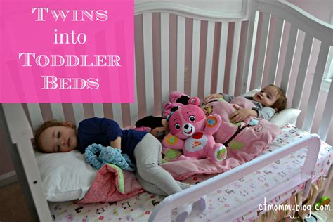 Moving Twins To Toddler Beds Ct Mommy Blog Toddler Beds
