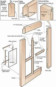 Arched Door and Frame Construction - Page 2 - Woodworking ...