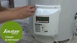 Comment Détartrer Un Chauffe Eau : changer le thermostat lectronique d 39 un chauffe eau sauter vs youtube ~ Melissatoandfro.com Idées de Décoration