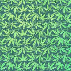 Cannabis Hemp 420 Marijuana Pattern Digital Art by Philipp ...