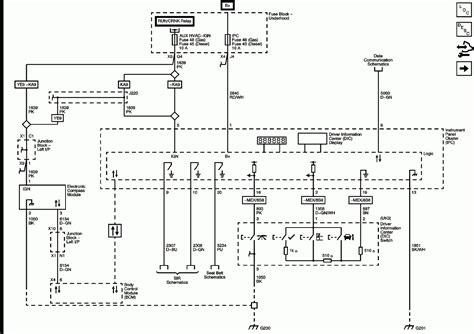 2007 silverado wiring diagram diagram chart gallery